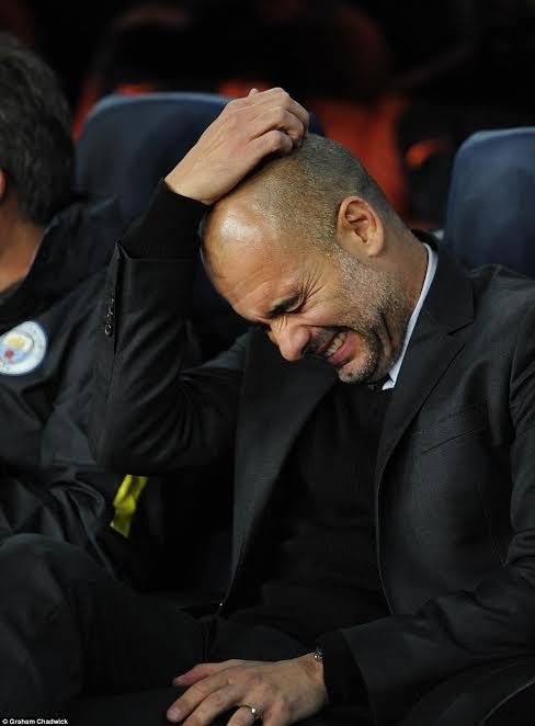 Pep Guardiola đang liên tục gọi điện, nhắn tin cầu xin Joe Hart? - Ảnh 2.
