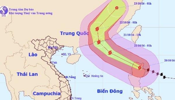 bão số 8, siêu bão Haima, bão Haima, tin bão mới nhất, dự báo thời tiết