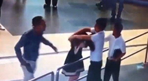 nhân viên Vietnam Airlines, nhân viên Vietnam Airlines bị đánh, thanh tra giao thông, Thứ trưởng Bộ Giao thông
