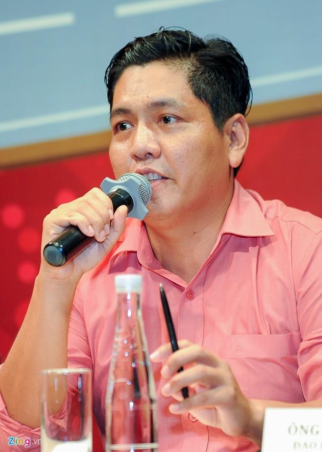 Tran Thanh den chuc mung Truong Giang to chuc live show hinh anh 10