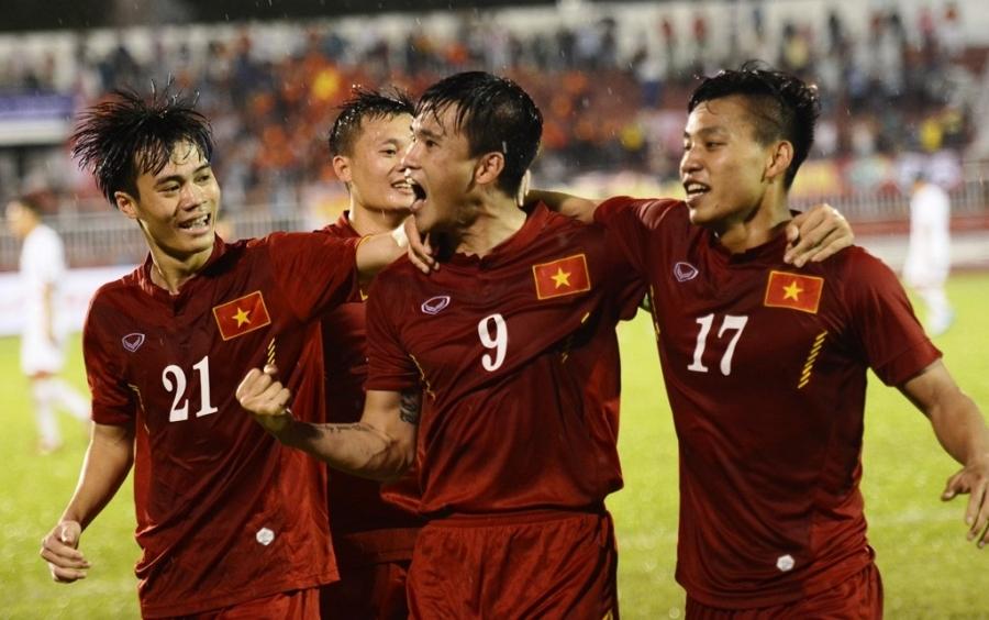 Tuyển Việt Nam thăng tiến trên bảng xếp hạng nhờ chiến thắng thuyết phục trước Triều Tiên.