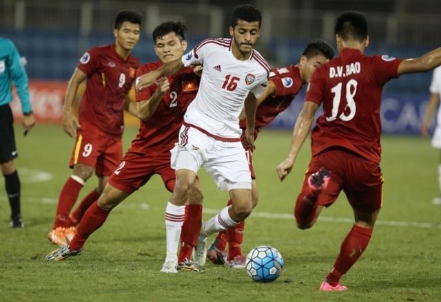 U19 Việt Nam quyết giành 1 điểm trước Iraq ở trận đấu đêm nay