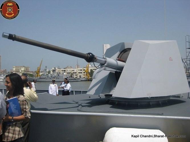 Viet Nam nen thay phao ham AK-176 Nga bang OTO Melara?-Hinh-9