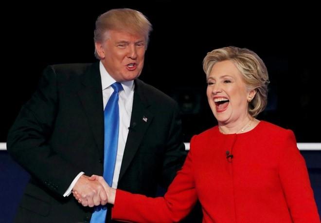 Y nghia bo do trang cua Clinton trong lan tranh luan cuoi hinh anh 2