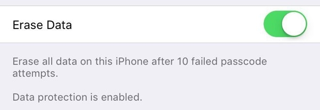 8 buoc tang cuong bao mat iPhone khong phai ai cung biet hinh anh 8