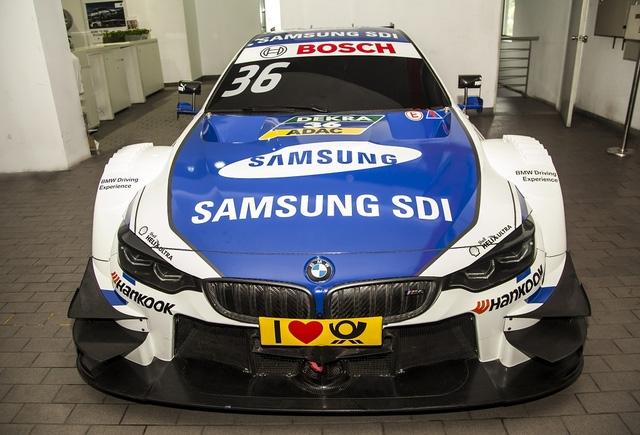 Cận cảnh xe đua BMW M4 DTM sẽ xuất hiện tại VIMS 2016 - Ảnh 2.
