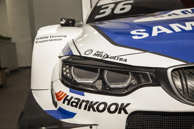 Cận cảnh xe đua BMW M4 DTM sẽ xuất hiện tại VIMS 2016 - Ảnh 3.