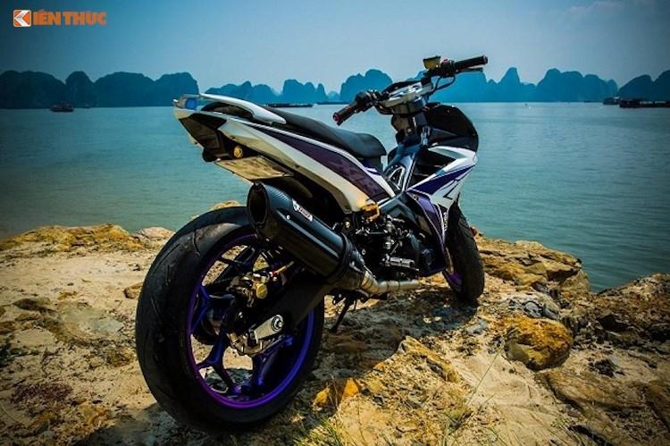 """Dan choi Quang Ninh """"lot xac"""" Exciter 135 thanh X1R-Hinh-8"""