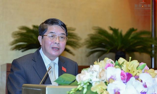Ông Nguyễn Đức Hải, Chủ nhiệm Ủy ban Tài chính - Ngân sách của Quốc hội