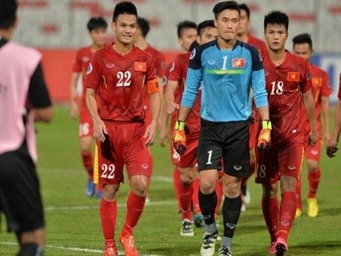 VFF, U19 Việt Nam, VCK U19 châu Á 2016, thưởng nóng cho U19 Việt Nam, HLV Hoàng Anh Tuấn, Phó Chủ tịch VFF Trần Quốc Tuấn