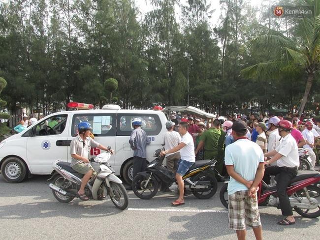 Hoảng hồn phát hiện nam thanh niên chết trong tư thế lạ trên bãi biển Đà Nẵng - Ảnh 2.