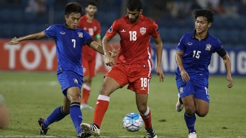 Nội soi U19 Bahrain, đối thủ của U19 Việt Nam ở tứ kết