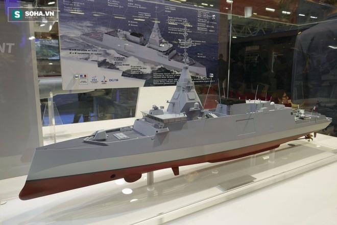 Pháp giới thiệu khinh hạm xuất khẩu mang tên lạ Belh@rra - Ảnh 1.