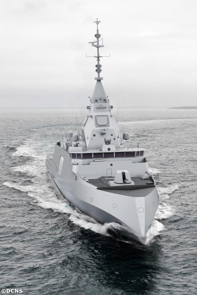 Pháp giới thiệu khinh hạm xuất khẩu mang tên lạ Belh@rra - Ảnh 2.