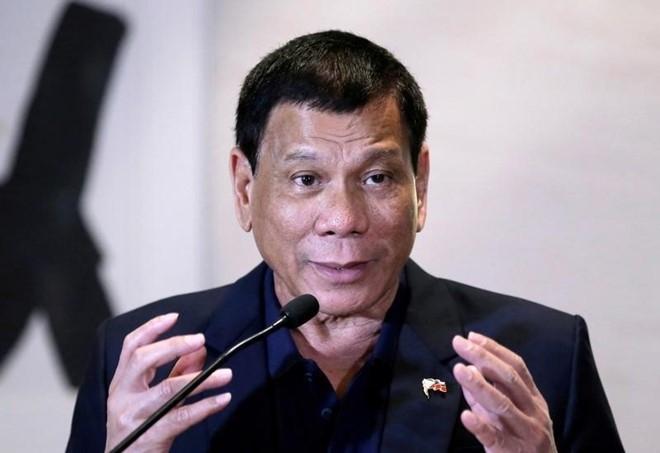 Quan chuc Philippines kho so cat nghia loi ong Duterte ve My hinh anh 1