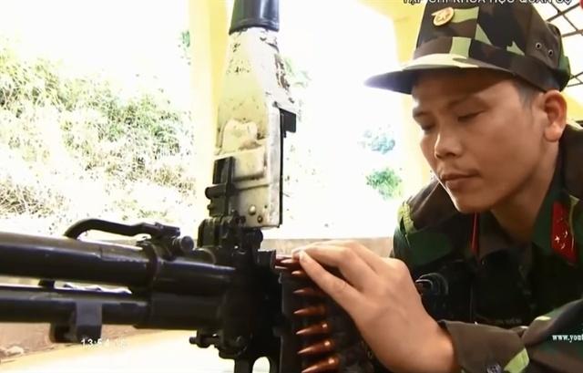 Công nghệ chế tạo đạn xuyên 7,62x54mm (K53) đầu lõi thép là công nghệ mà nhà máy đã áp dụng vào sản xuất đạn 7,62x54mm (K53) thông thường.
