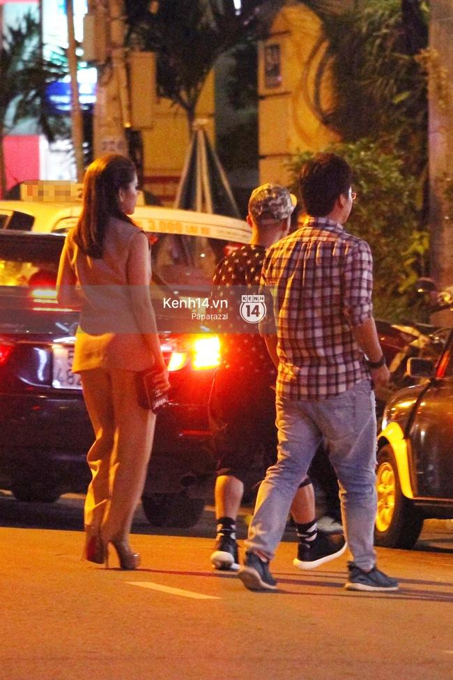 Tiến Đạt và người yêu tin đồn bị bắt gặp đi ăn cùng nhau trong đêm 20/10 dù phủ nhận nghi vấn hẹn hò - Ảnh 1.