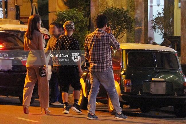 Tiến Đạt và người yêu tin đồn bị bắt gặp đi ăn cùng nhau trong đêm 20/10 dù phủ nhận nghi vấn hẹn hò - Ảnh 2.