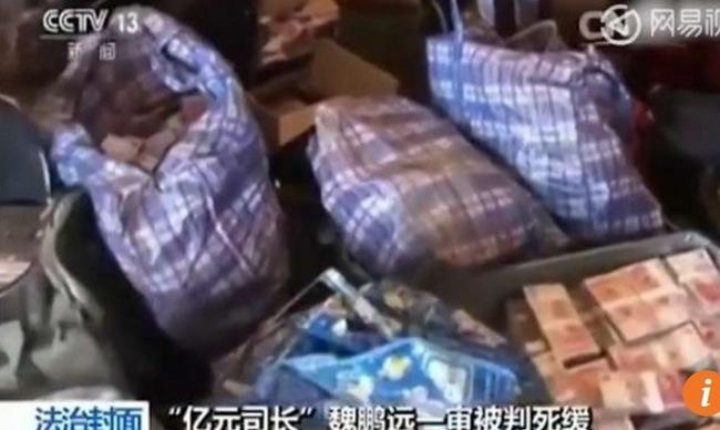 Video tiền chất trong nhà quan tham TQ, đếm cháy cả máy - 3