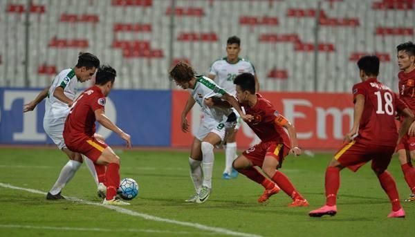 U19 Việt Nam vs U19 Iraq, U19 VIỆT NAM, U19 CHÂU Á 2016, LỊCH THI ĐẤU U19 VIỆT NAM, KẾT QUẢ U19 CHÂU Á