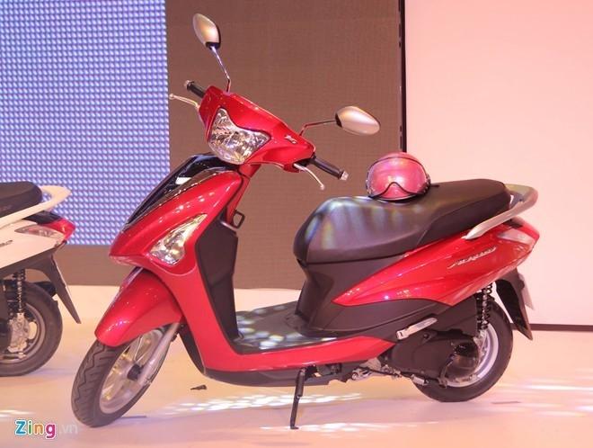 Yamaha trieu hoi gan 32.000 xe Acruzo tai Viet Nam hinh anh 1
