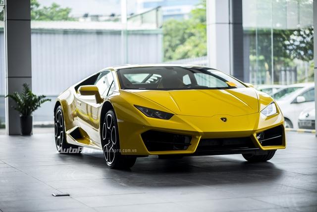 Bộ 3 siêu xe Lamborghini hơn 60 tỷ Đồng Nam tiến - Ảnh 4.