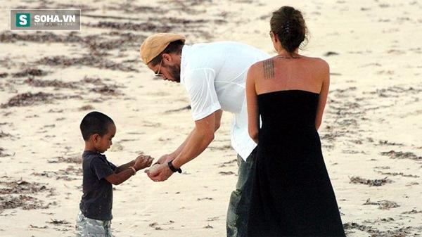 Brad Pitt và mối quan hệ phức tạp với cậu con trai cả Maddox - Ảnh 1.
