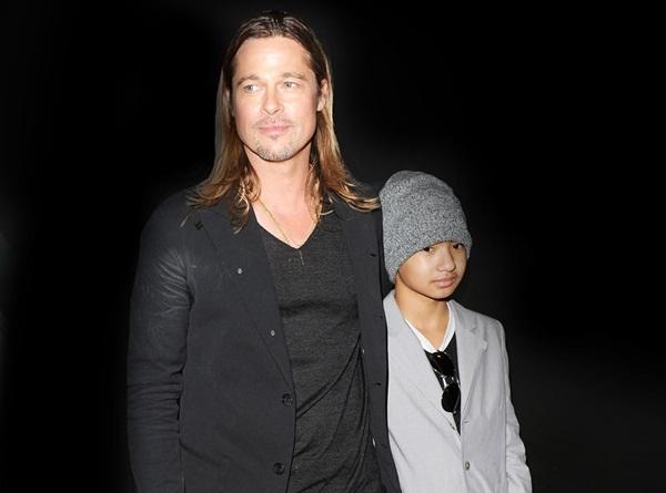 Brad Pitt và mối quan hệ phức tạp với cậu con trai cả Maddox - Ảnh 4.