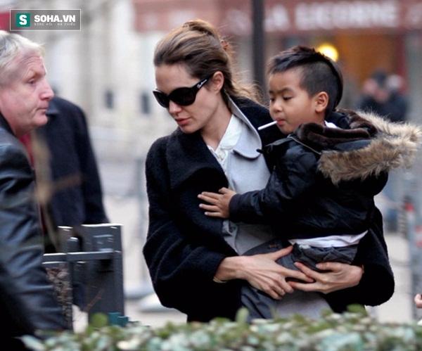Brad Pitt và mối quan hệ phức tạp với cậu con trai cả Maddox - Ảnh 5.