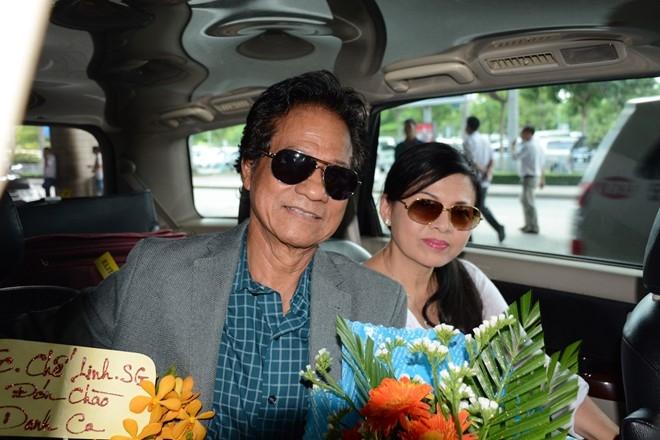 Che Linh cung vo ve Viet Nam chuan bi cho live show hinh anh 2