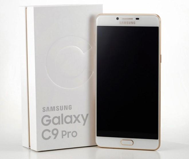 Samsung Galaxy C9 Pro RAM 6 GB lo anh thuc te hinh anh 3