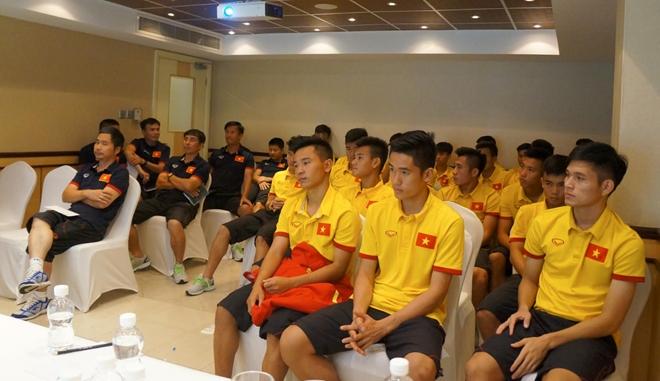 Chu nha Bahrain xin loi U19 Viet Nam vi mot loat su co hinh anh 1