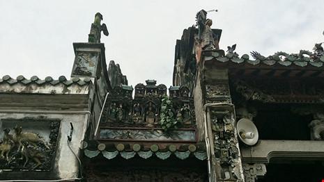 Chùa cổ gần 300 năm tuổi của người Hoa ở chợ Lớn - 5