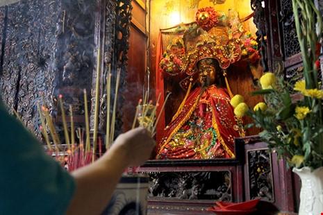Chùa cổ gần 300 năm tuổi của người Hoa ở chợ Lớn - 8