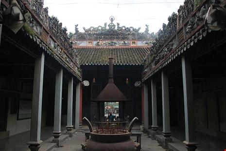 Chùa cổ gần 300 năm tuổi của người Hoa ở chợ Lớn - 9