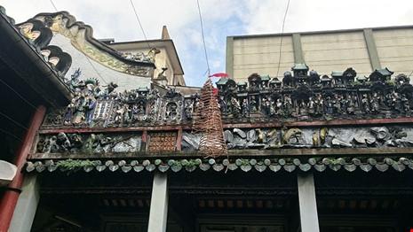 Chùa cổ gần 300 năm tuổi của người Hoa ở chợ Lớn - 10