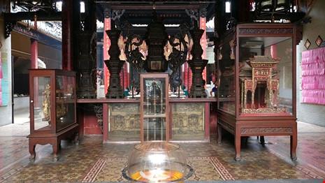 Chùa cổ gần 300 năm tuổi của người Hoa ở chợ Lớn - 11