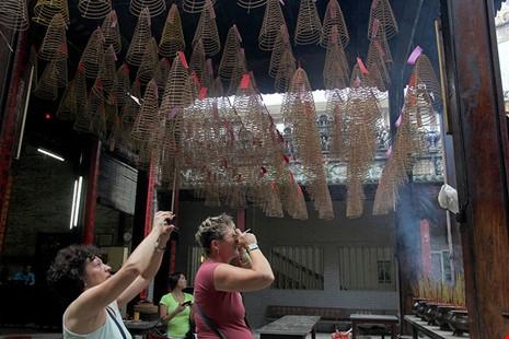 Chùa cổ gần 300 năm tuổi của người Hoa ở chợ Lớn - 12