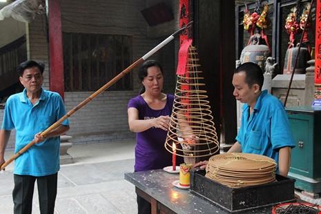 Chùa cổ gần 300 năm tuổi của người Hoa ở chợ Lớn - 13
