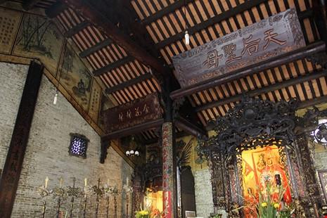 Chùa cổ gần 300 năm tuổi của người Hoa ở chợ Lớn - 16