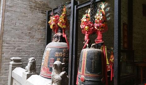 Chùa cổ gần 300 năm tuổi của người Hoa ở chợ Lớn - 17