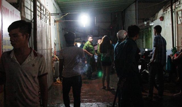 Đôi nam nữ chết bí ẩn trong phòng trọ ở Sài Gòn - 1