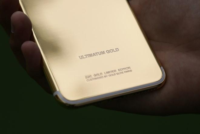 iPhone 7 Plus ma vang gia 180 trieu ve Viet Nam hinh anh 6
