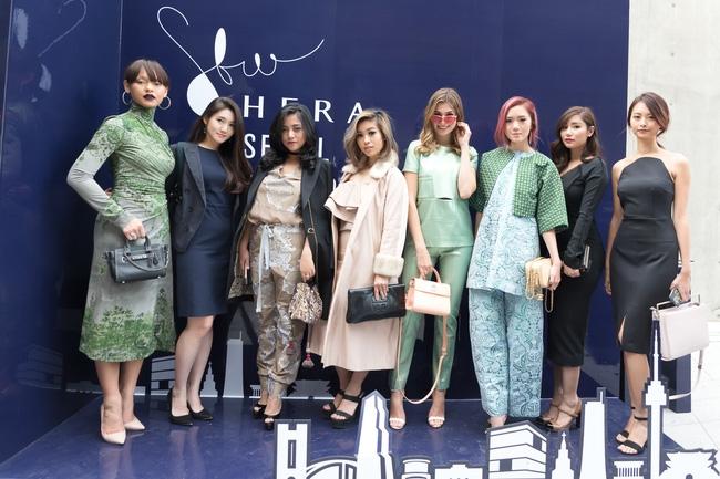 HOT: Mai Ngô & Lan Khuê nổi bần bật trên ghế khách mời tại Seoul Fashion Week - Ảnh 2.