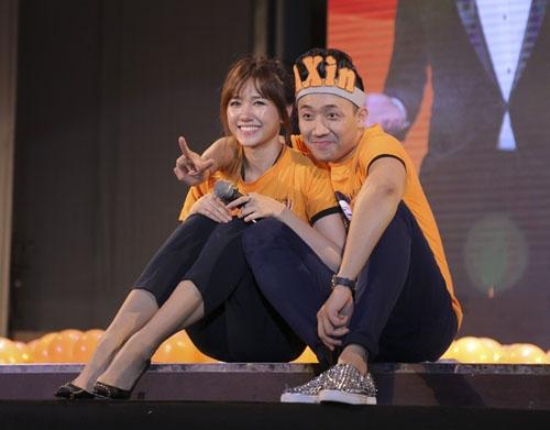 Trấn Thành bật khóc tỏ tình Hari Won trước hàng nghìn người - 4