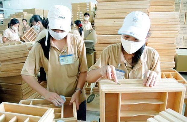 Gỗ xuất khẩu của Việt Nam thời gian qua luôn đạt giá trị gia tăng cao
