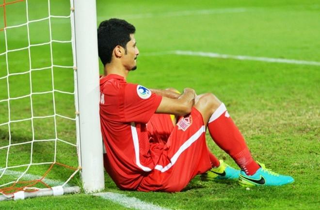 Cau thu Bahrain khoc nuc no vi thua U19 Viet Nam hinh anh 2
