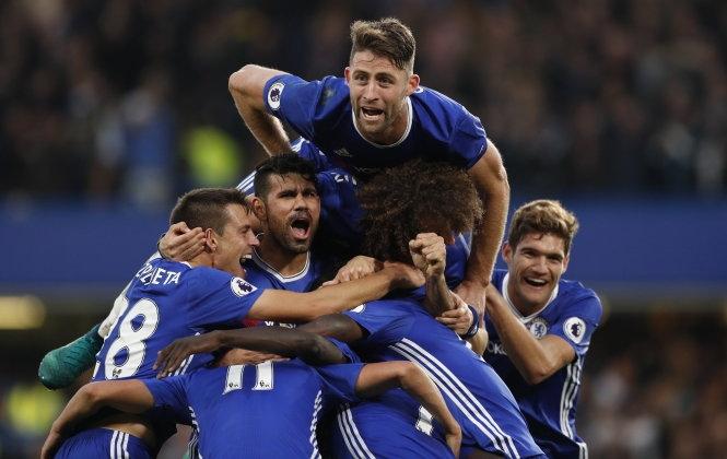 M.U thảm bại tại Stamford Bridge