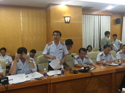 Bộ Nội vụ kiểm tra việc bổ nhiệm