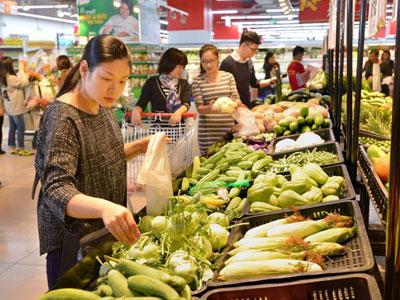 Chỉ số giá tiêu dùng tháng 10 tăng 0,83%, lạm phát lên 4%